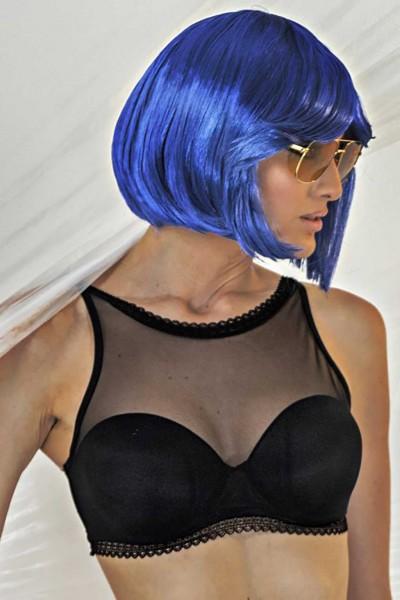 Reggiseno a top in tulle e raso della nuova collezione lingerie Sweet Years.