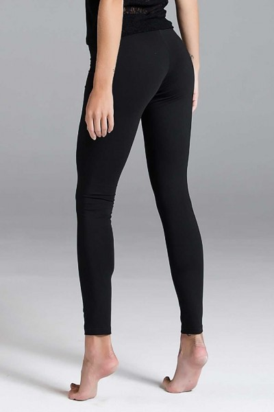Leggings tinta unita in cotone Sweet Years.
